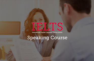 .IELTS Speaking Course