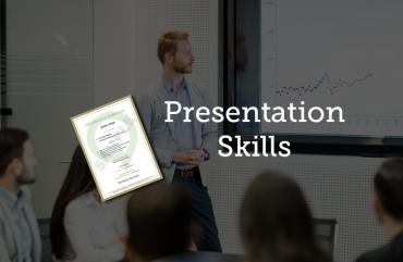 .Presentation Skills – $29.99