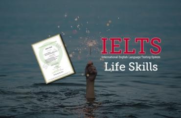 .IELTS Life Skills – $19.99