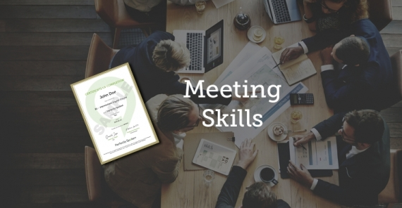 .* COMING IN SEPT19 *<br/>Meeting Skills: English For Meetings