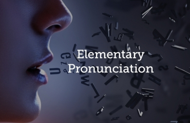 .Elementary Pronunciation