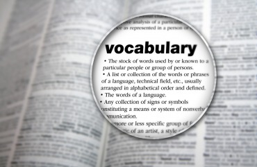 .Effective Vocabulary Skills
