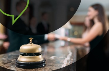.English for Hospitality: Front of House